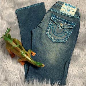 True religion women's jeans size 28 x 33